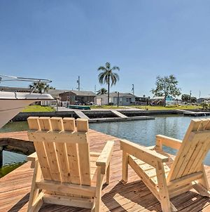 Clean And Spacious Canalfront Home With 4 Kayaks - 1 Mi To Beach! photos Exterior