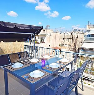 Sunny Penthouse In Central Athens With Large Balcony photos Exterior
