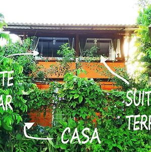 Quintal Do Conteiner - Casa Completa photos Exterior