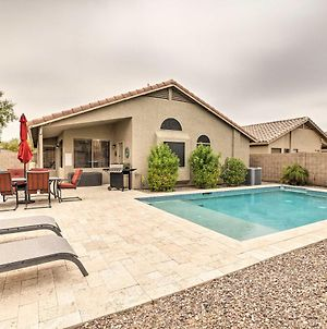 Maricopa Getaway With Private Pool & Fire Pit photos Exterior