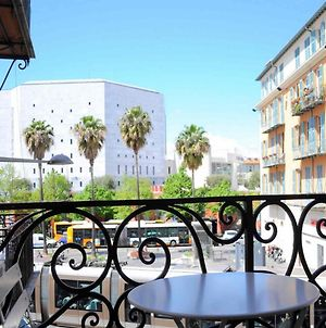Apart Hotel Riviera Old Town Promenade Des Anglais- Location Exceptionnelle Garibaldi 2Bedrooms Balcony Theatre photos Exterior