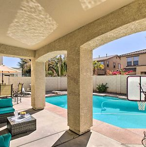 Spacious Desert Oasis With Pool And Game Room! photos Exterior