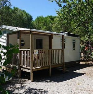 Chalet 2 Slaapkamers Op Camping Lei Suves photos Exterior