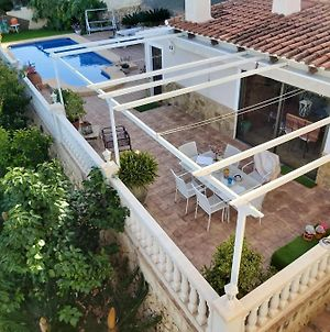 Villa With 4 Bedrooms In Callosa De Ensarria With Private Pool Furnished Terrace And Wifi 9 Km From The Beach photos Exterior