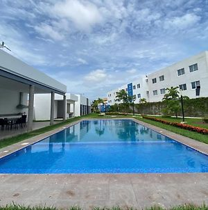 Smart Room Mty In Private Complex With Pool photos Exterior