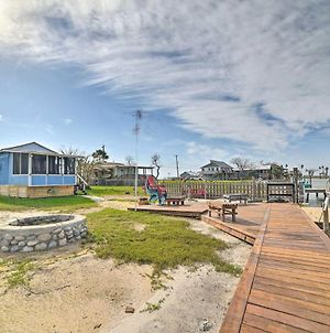 Copano Bay Cottage With Private Dock And Kayaks! photos Exterior