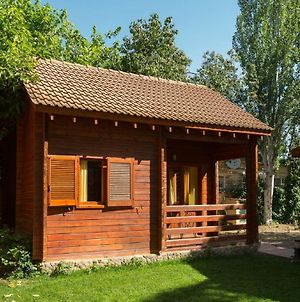 Wooden Bungalow With A Covered Terrace, 1 Km From Beach photos Exterior