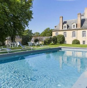 Mansion With 5 Bedrooms In Poligne With Private Pool Furnished Garden And Wifi 90 Km From The Beach photos Exterior