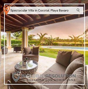 Spectacular Villa In Cocotal, Playa Bavaro, Punta photos Exterior