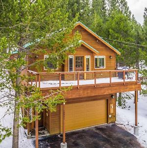 Mountain Cabin With Deck And Hot Tub 1 Mi To Ski photos Exterior