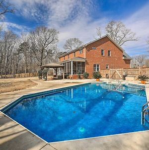 New Bern Luxury Retreat With Private Pool And Gym photos Exterior