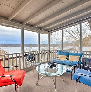 Resort Home With Hot Tub On Lake Of The Ozarks! photos Exterior