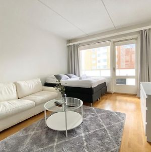 City Home Finland Centrum Laukontori - Spacious Apartment With Own Sauna And Furnished Balcony photos Exterior