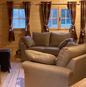 Lochinvar - Clydesdale Log Cabin With Hot Tub photos Exterior