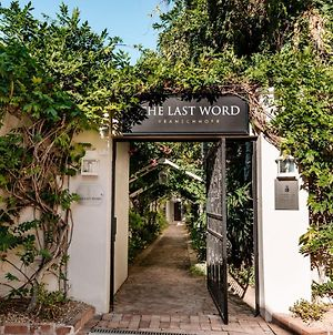 The Last Word Franschhoek photos Exterior