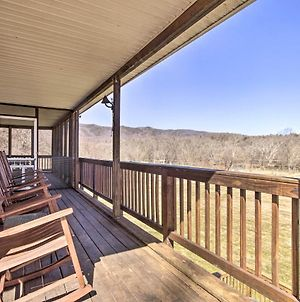 Secluded Rileyville Cabin With Hot Tub And Grill! photos Exterior