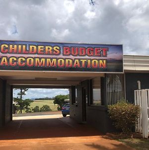 Childers Budget Accommodation photos Exterior
