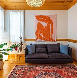 Eclectic And Cozy Apartment Near Popular Attractions In Beyoglu photos Exterior