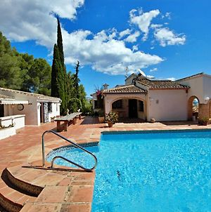 """""""Paraiso"""" Stunning Holiday Home At Top Location In Javea 12P photos Exterior"""