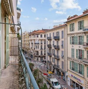 Beautiful Flat 2 Min Away From The Beach And With Balcony In Nice - Welkeys photos Exterior