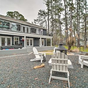 Lakehouse With Fire Pit, Boat Launch And Hot Tub! photos Exterior