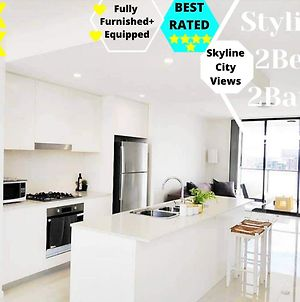 Stylish 2Bed 2Bath Apt704 - Breakfast + View Included! photos Exterior