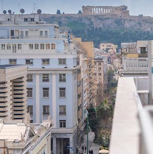 Rooftop Apartment In The Center Of Athens photos Exterior
