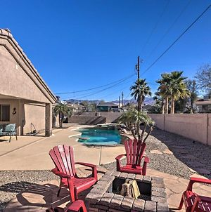 Idyllic Lake Havasu Home With Pool And Jacuzzi! photos Exterior