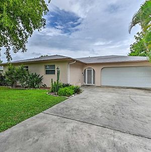 Cozy Cape Coral Home With Pool Less Than 2 Miles To Beach! photos Exterior