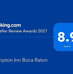 Hampton Inn Boca Raton photos Exterior