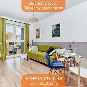 Apartments Wroclaw Inzynierska By Renters photos Exterior