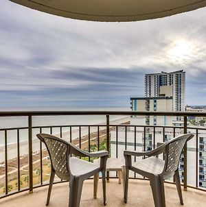 Ocean-View Condo In The Heart Of Myrtle Beach photos Exterior