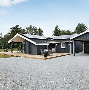 Four-Bedroom Holiday Home In Albaek 2 photos Exterior