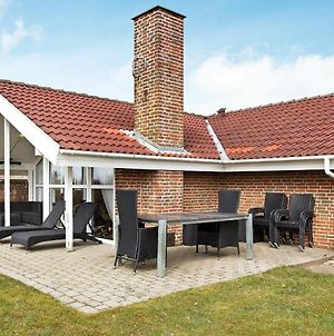 Four-Bedroom Holiday Home In Hemmet 9 photos Exterior