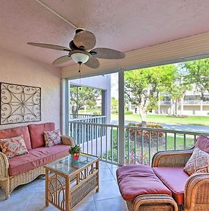 Island Oasis With Pool Access, Steps To Beach! photos Exterior