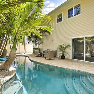 Indian Rocks Beach Oasis - 2 Blocks To Ocean! photos Exterior