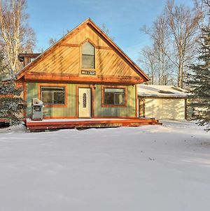 Cozy Wasilla Cabin Near Hiking, Skiing And Town photos Exterior