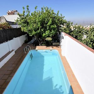 Beautiful Holiday Home With Private Swimming Pool In Rute photos Exterior