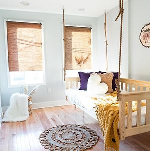 Swing Bed, Art Museum, 2Br/2Ba Home In Brewerytown photos Exterior