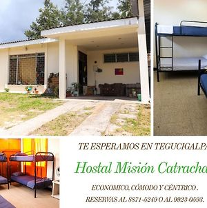 Hostal Mision Catracha photos Exterior