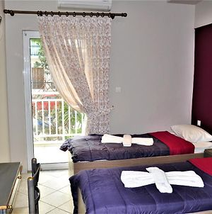 Room In Studio - Beautiful Bedroom For 4 People In Limenaria, Only Five Minutes Away From Center photos Exterior