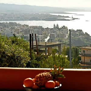 Cozy Apt With Amazing View Over The City And Sea! photos Exterior