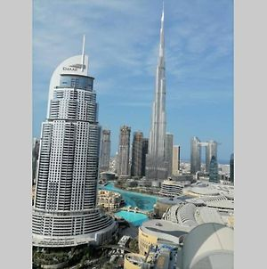 Full Burj Khalifa & Fountain View 1 Bedroom Apt photos Exterior