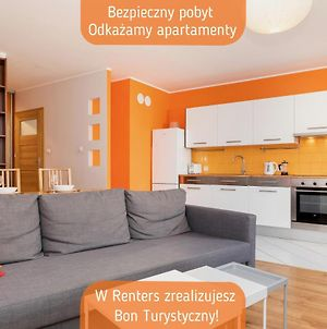 Apartment Poznan Robocza By Renters photos Exterior