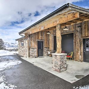 Remote Wilderness Retreat With Hot Tub Access! photos Exterior