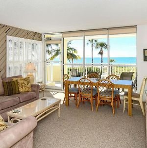 Laplaya 206C Gorgeous Vistas Of The Gulf From This Light And Bright End Unit With Private Access To The Beach photos Exterior