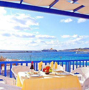 Spacious Seafront Apartment With Magnificent Aegean View photos Exterior