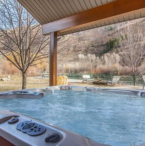 Provo Riverside Homestead - Hot Tubs - 3 Cabins Together On Provo River photos Exterior