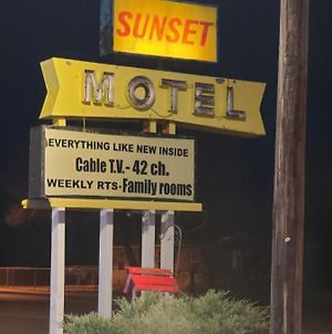 Sunset Motel Santa Rosa, Nm photos Exterior