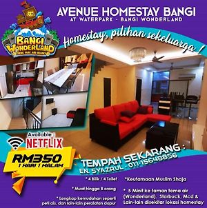 Avenue Homestay Bangi photos Exterior